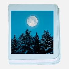 Full Moon - Baby Blanket