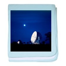 Jodrell Bank Observatory - Baby Blanket