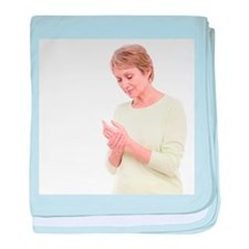 Joint pain - Baby Blanket