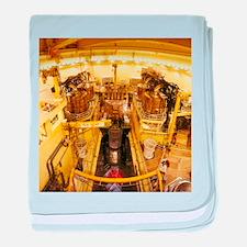 Nuclear Reactor Vessel, Sizewel - Baby Blanket