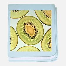 Kiwi fruit - Baby Blanket