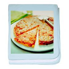 Pizza - Baby Blanket
