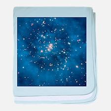 Dark matter ring in galaxy cluster - Baby Blanket