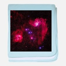 Emission nebulae - Baby Blanket