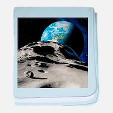 Near-Earth asteroid - Baby Blanket