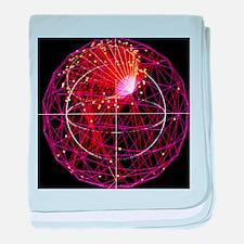 Simulated neutrino event - Baby Blanket