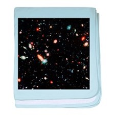 Very distant galaxies - Baby Blanket