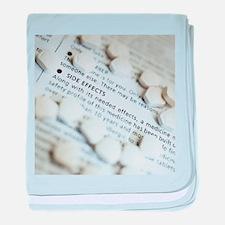 Zantac pills - Baby Blanket