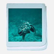 Coelacanth fish - Baby Blanket