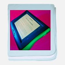 Rocket eBook - Baby Blanket