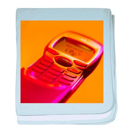 WAP mobile telephone - Baby Blanket