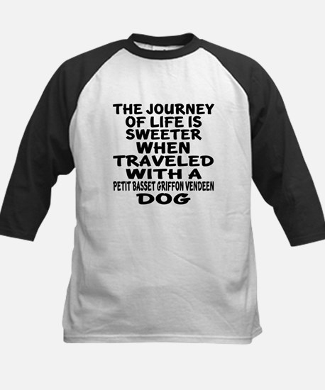 Traveled With petit basset griff Tee