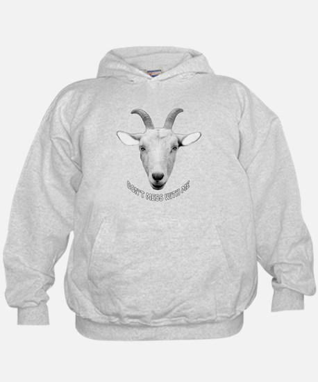 BUTT OUT GOAT Hoodie