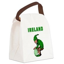 Irish Rugby Canvas Lunch Bag