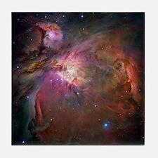 Orion nebula (M42 and M43) - Tile Coaster