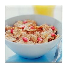 Cereal - Tile Coaster