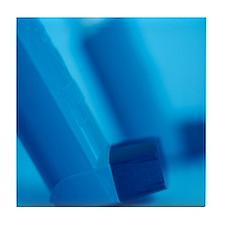 Asthma inhalers - Tile Coaster