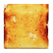 Buttered toast - Tile Coaster