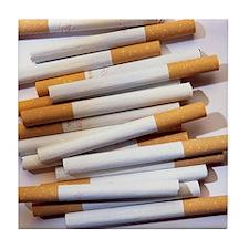 Cigarettes - Tile Coaster