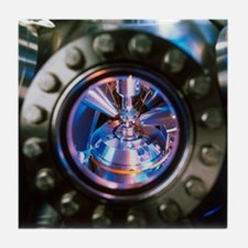 Scanning electron microscope - Tile Coaster