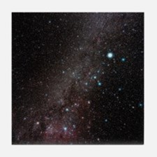 Canis Major constellation - Tile Coaster