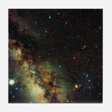 Centre of Milky Way - Tile Coaster