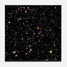 Hubble Ultra Deep Field galaxies - Tile Coaster