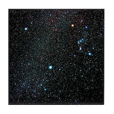 Orion constellation - Tile Coaster