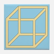 Freemish crate - Tile Coaster