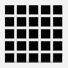 Hermann grid - Tile Coaster