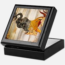 Capricorn - Keepsake Box