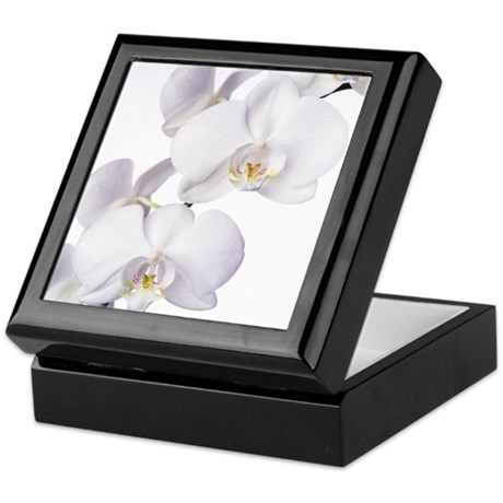 Orchid flowers - Keepsake Box