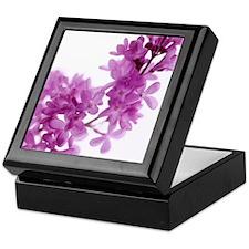 Lilac (Syringa vulgaris) - Keepsake Box