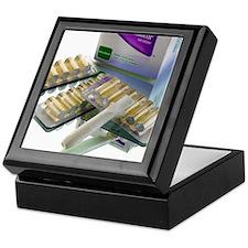 Nicotine inhalator - Keepsake Box