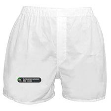 Awake (Achievement) Boxer Shorts