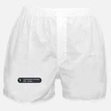 Awake (Achievement) Boxer Shorts