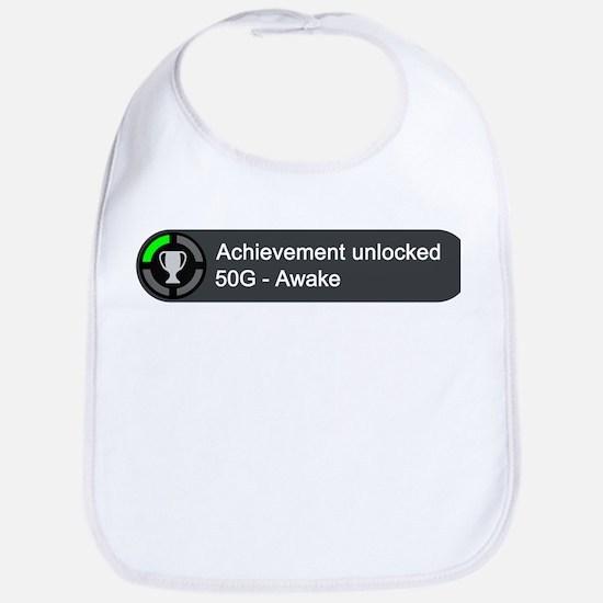 Awake (Achievement) Bib