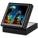 Nebula Square Keepsake Boxes