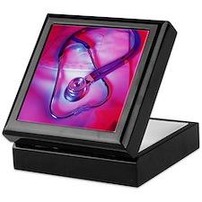 Stethoscope - Keepsake Box