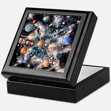 Solar system planets - Keepsake Box