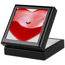Unhealthy heart - Keepsake Box
