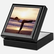 Yoga pose - Keepsake Box