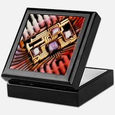 egrated circuit - Keepsake Box