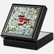 Identity fraud - Keepsake Box