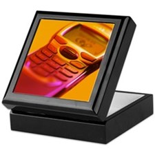 WAP mobile telephone - Keepsake Box