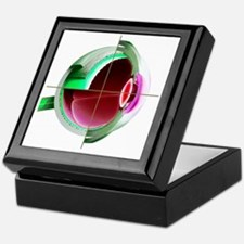Human eye - Keepsake Box