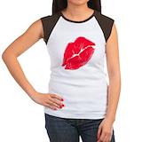 Lips shirt Tops