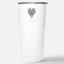 Love Jenna Travel Mug