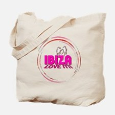i love it ibiza t shirts art illustration Tote Bag