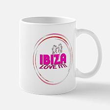 i love it ibiza t shirts art illustration Mug
